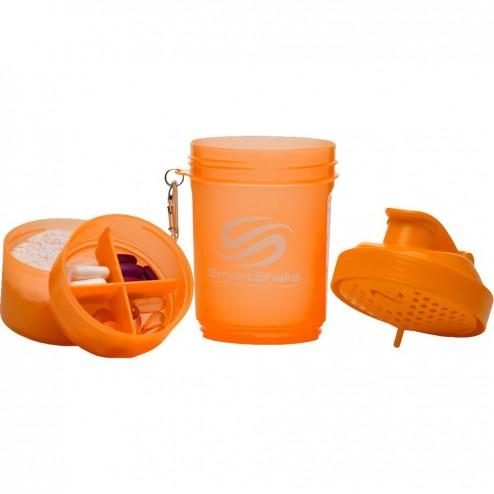 Smartshake Shaker 3-1 mezclador para proteína Megaplex