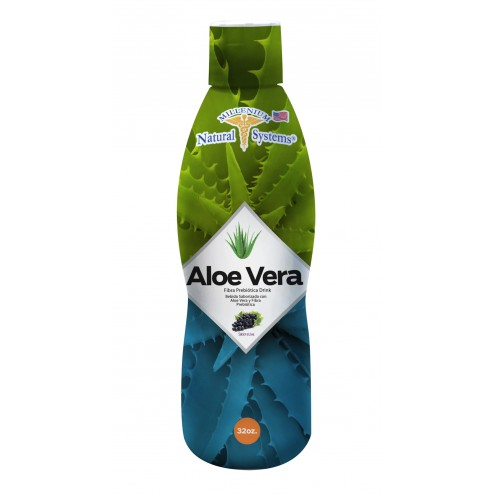 Bebida Con Aloe Y Fibra Prebiotica X 960 Ml
