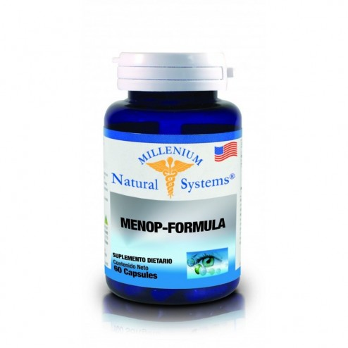 Menop - Formula X 60 Capsules Natural Systems