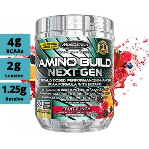 Amino Build Next Gen x 30 Servicios