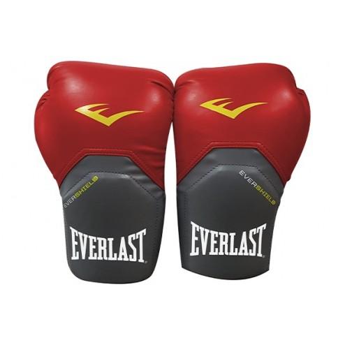Guantes de Boxeo Everlast - Color rojo - Pro Style Elite - 12 oz