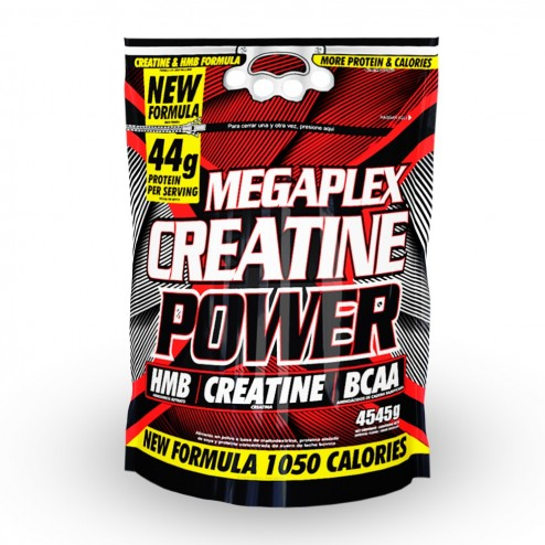 Megaplex Creatine Power X 10 Libras