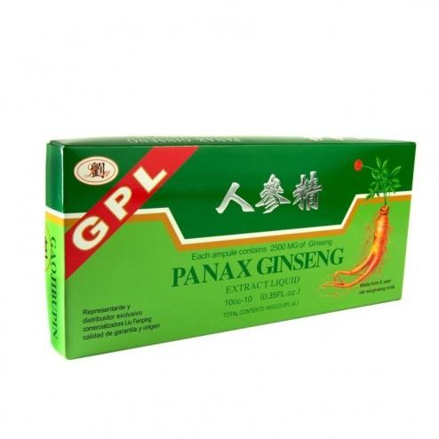 GINSENG PANAX - LIU FENPING
