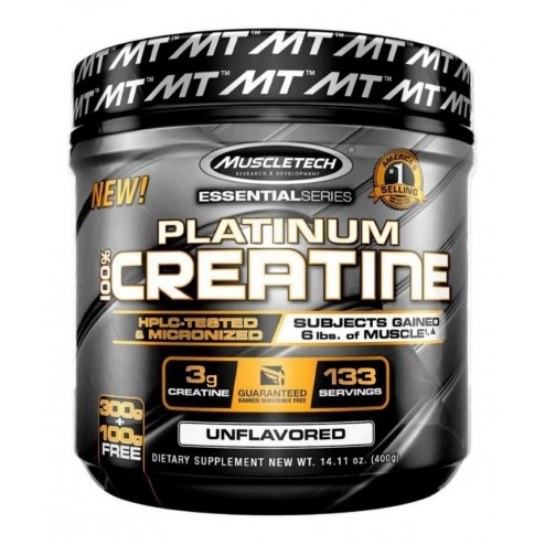 Platinum 100 % Creatine