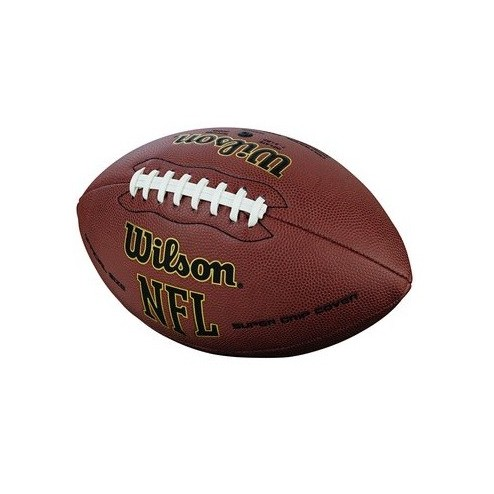 Balón De Fútbol Americano Wilson Oficial Nfl Supergrip