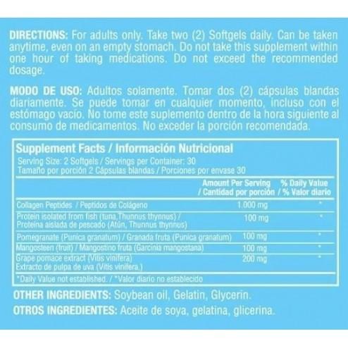 Rejuvitale Colageno x 60 Softgels - Healthy America