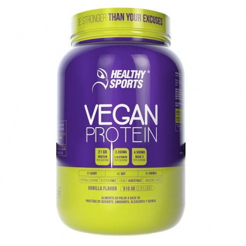 VEGAN PROTEIN 2LB Healthy Sports
