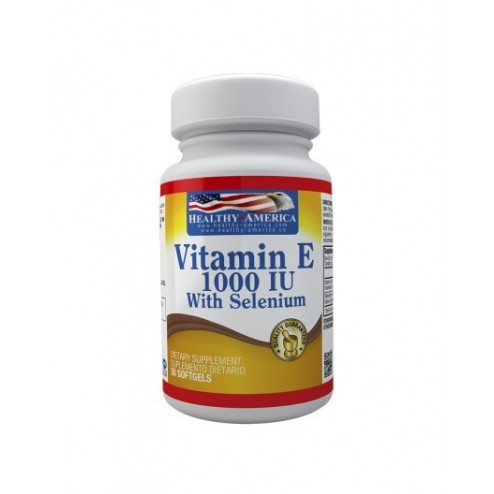 VITAMIN E 1000 IU WITH SELENIUM 50 SOFTGEL