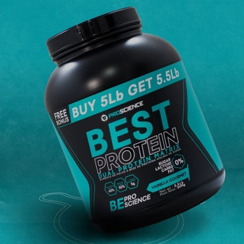 Best Protein x 5.5 lb Proscience