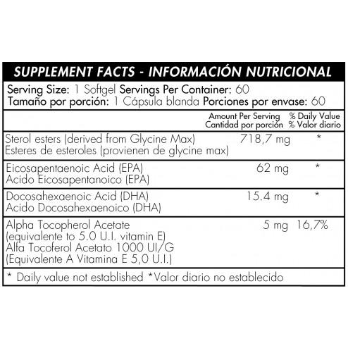 Vascusur + Omega 3 x 60 Softgels - Healthy America