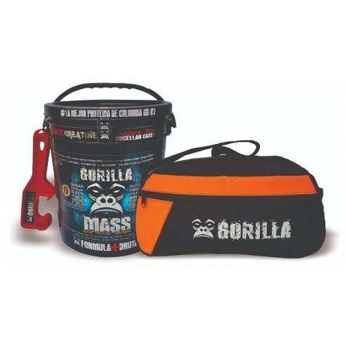 Gorilla Mass Vainilla x  10lbs + Obsequio