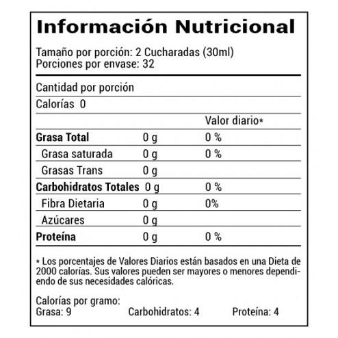 Bebida Chlo - Green x 960ml - Natural Systems