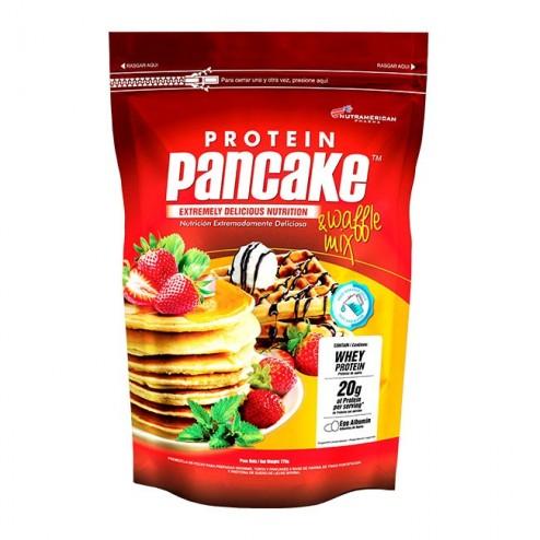 Protein Pancake la Evolucion de la Comida Inteligente