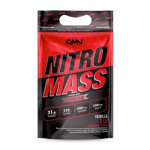 Nitro Mass 2 Libras Gmn