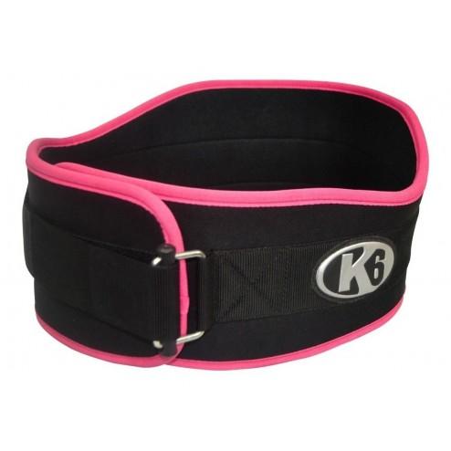 Cinturón para Levantamiento de Pesas de Dama K6 Mod. Supremacy