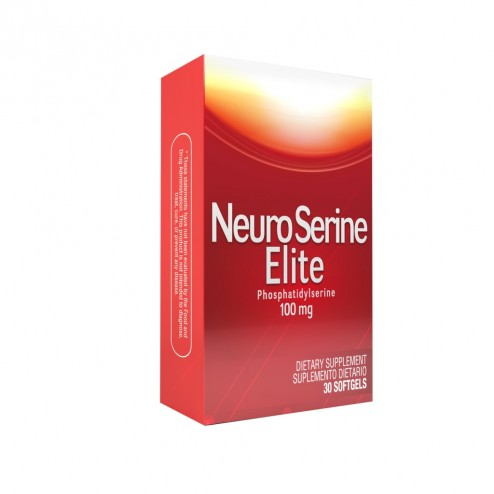 Neuro Serine Elite x 100mg