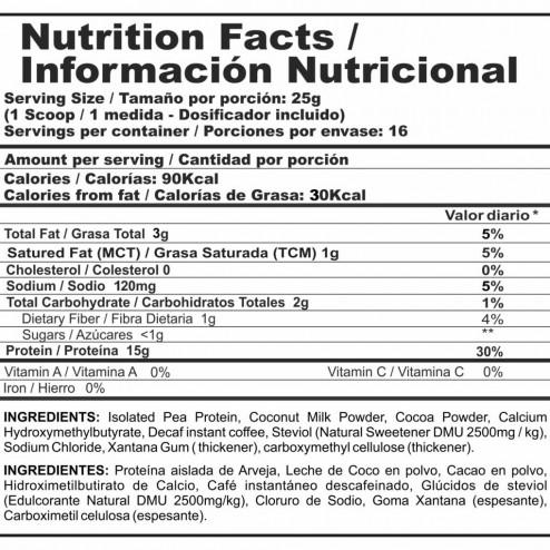 Nutra Vegan Protein