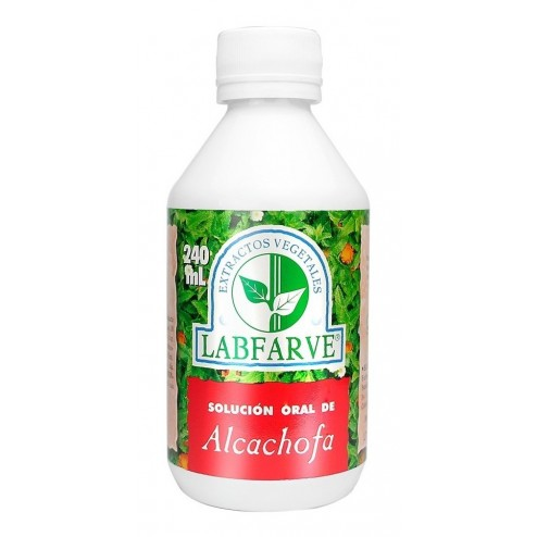 Alcachofa Solución Oral 240 mL