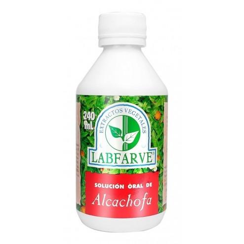 Solución Oral de Alcachofa x 240ml - Labfarve
