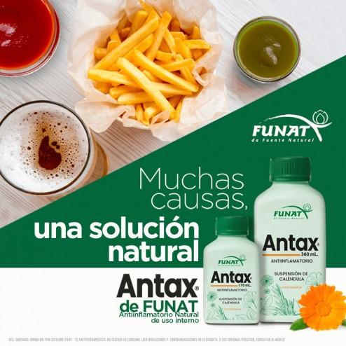 Antax Suspensión de Caléndula x 360 Ml - Funat