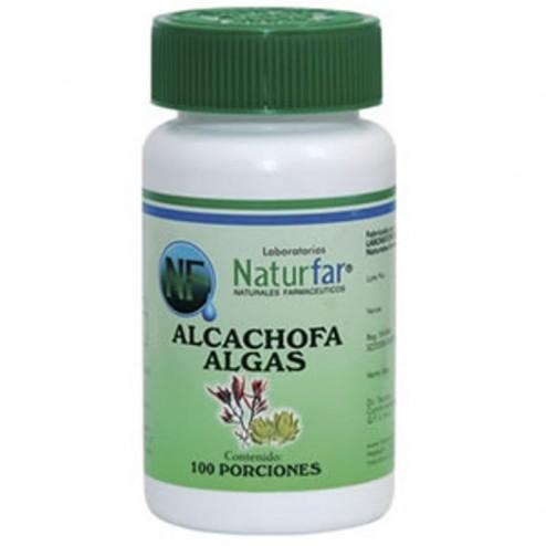 Alcachofa + Algas x 100 Porciones