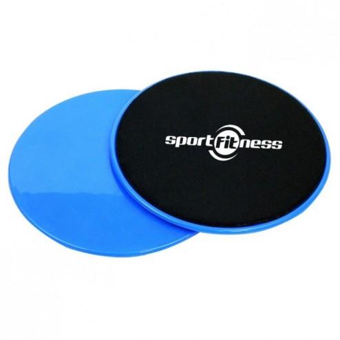 Discos Deslizantes Core Sliders Sportiftness