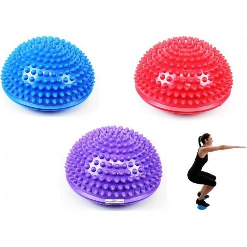 Mini Bosu Para Equilibrio Entrenamiento Gym Ball