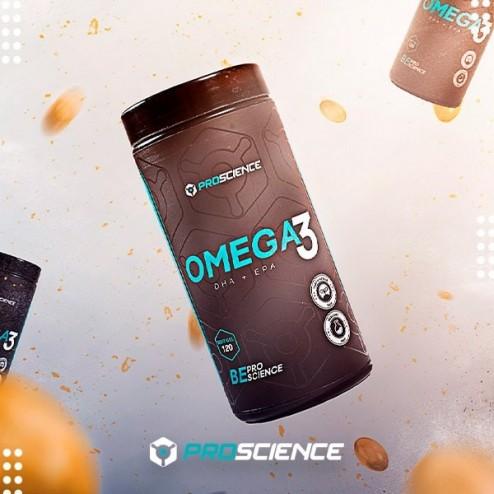Omega 3 ProScience 120 Capsulas