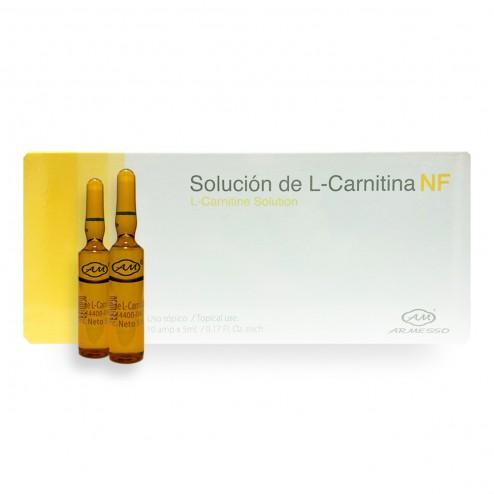 L-Carnitina en Solución x 10 Unidades - Armesso