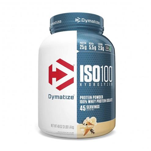 Iso 100 Sabor Vainilla x 3 lbs - Dymatize