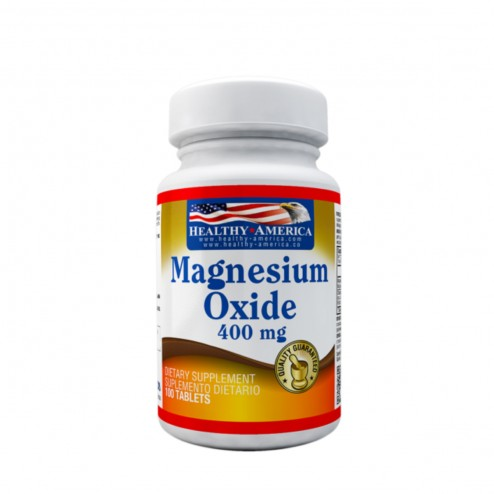 Magnesium Oxide 400mg x 100...