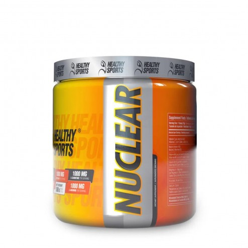 Nuclear x 180gr - Healthy Sports