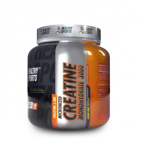 Creatine Monohidrate 3000 x 100 Servicios - Healthy Sports