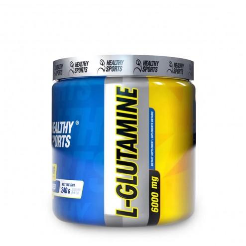 L Glutamina x 240gr - Healthy Sports