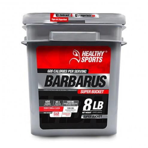 Barbarus x 8 Libras - Healthy Sports
