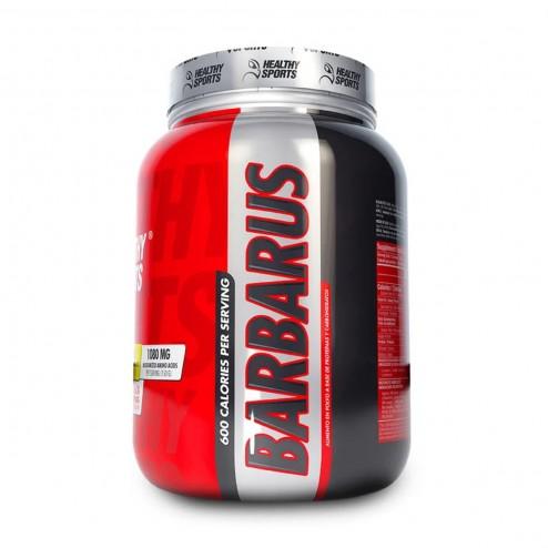 Barbarus x 910 gramos - Healthy Sports