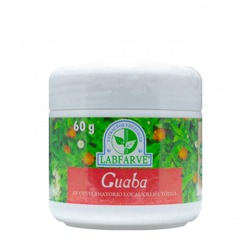 Crema Guaba x 60gr - Labfarve