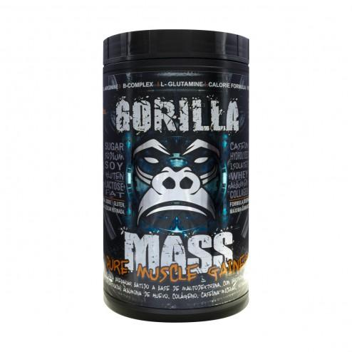 Gorilla Mass Vainilla x 2 Lb - Gorilla Nutrition