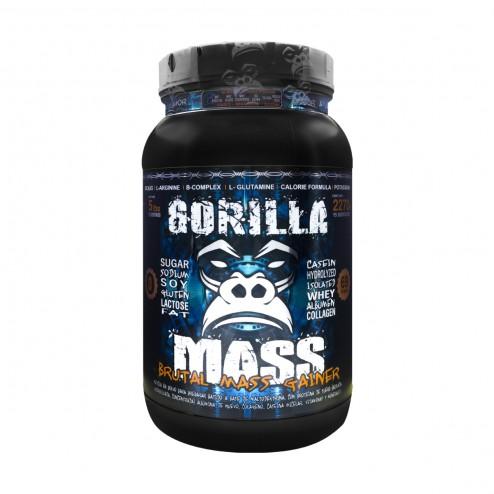 Gorilla Mass Vainilla x 5 Lb - Gorilla Nutrition