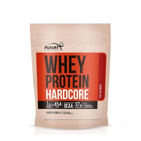 Whey Protein Hardcore x 1Lb - Funat