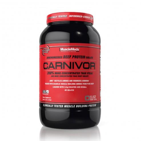 Carnivor Isolate x 2lbs - Musclemeds