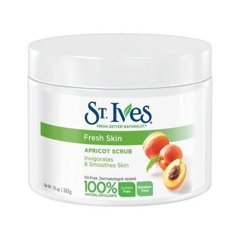 Crema Exfoliante St.ives Natural x 283 g